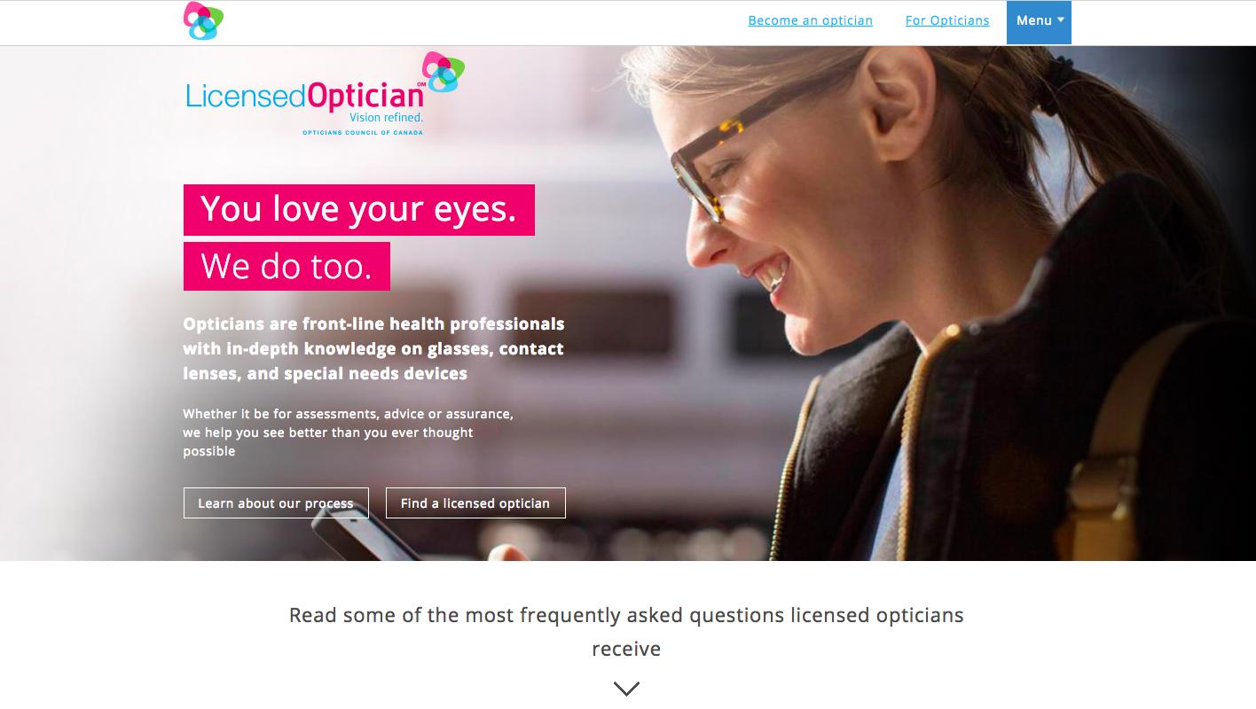 Licensed Optician Bloomingworks