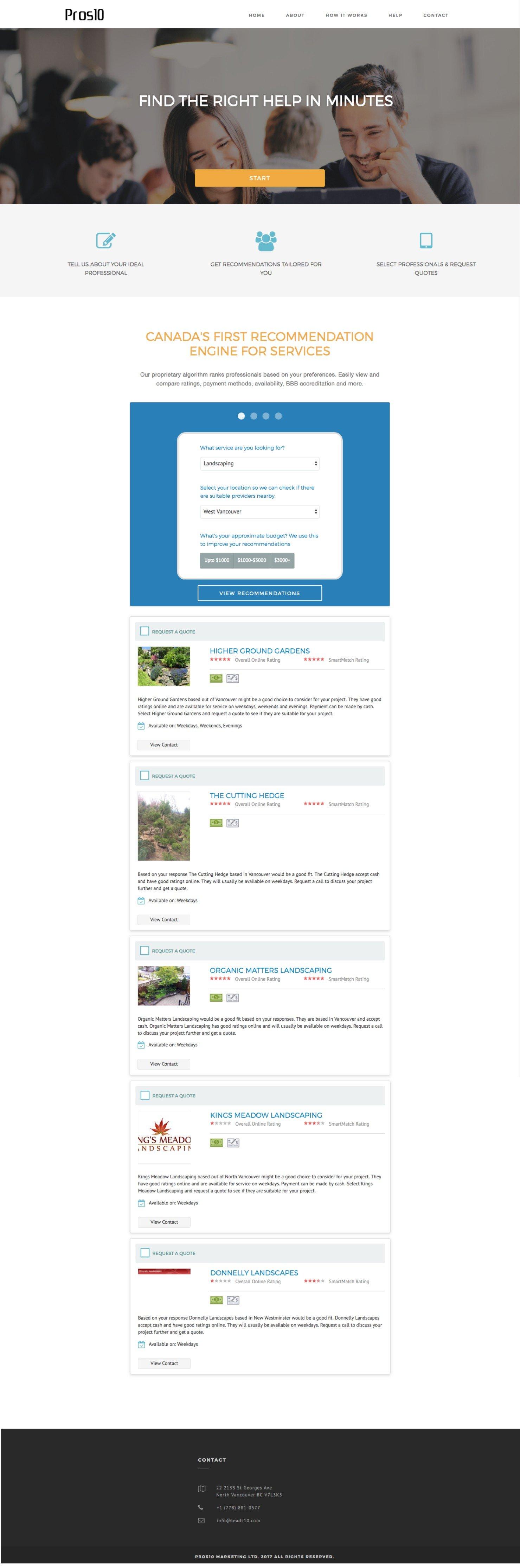 WordPress Business Website Template