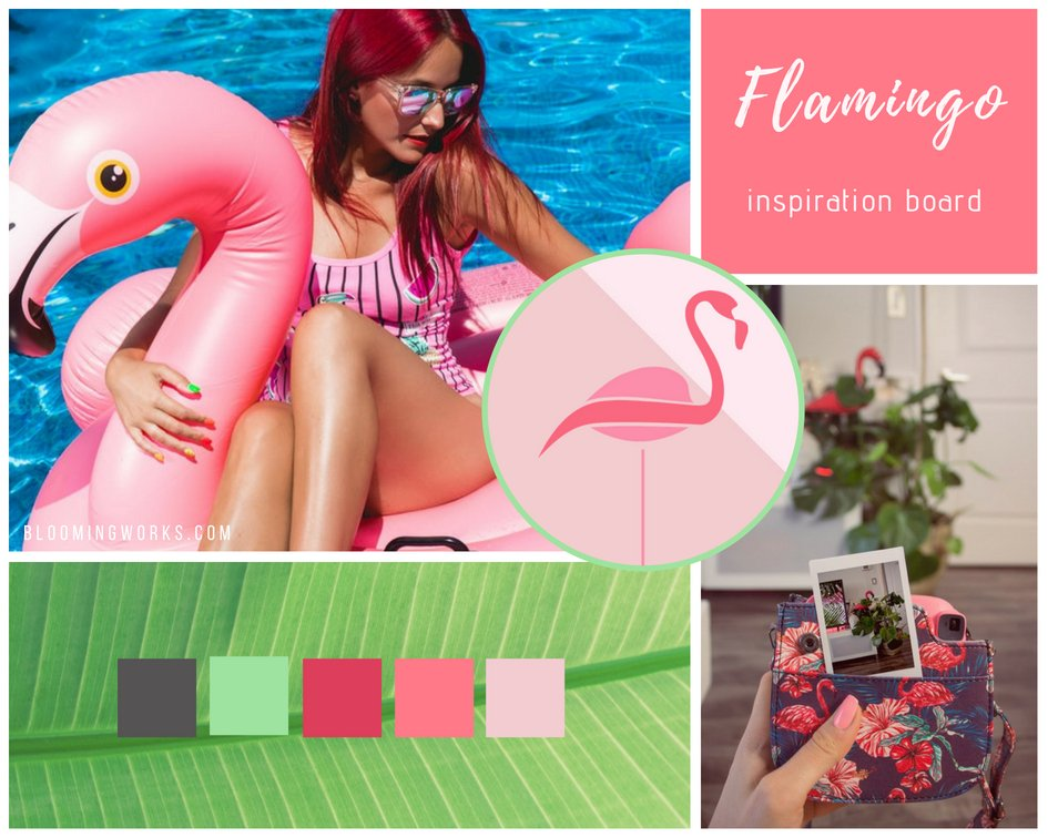 Salon and Spa Website Color Palette