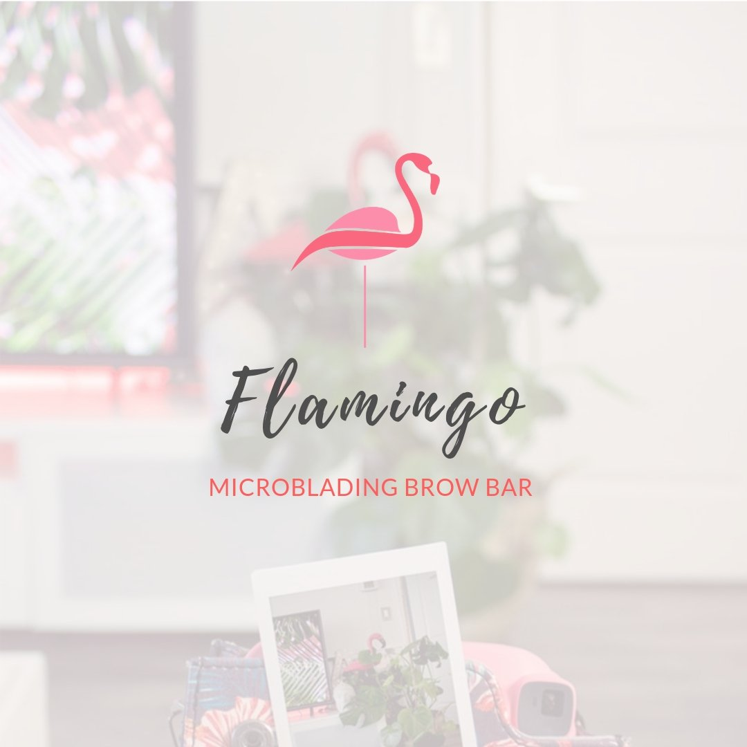 Spa and Salon Website Design - Flamingo Room