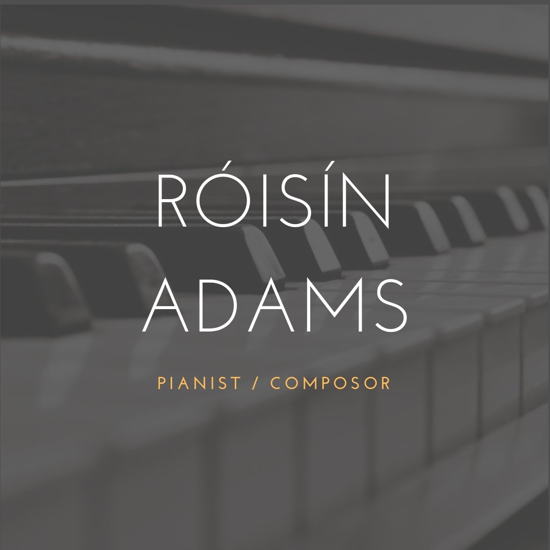 Musician Website Design - Roisin Adams