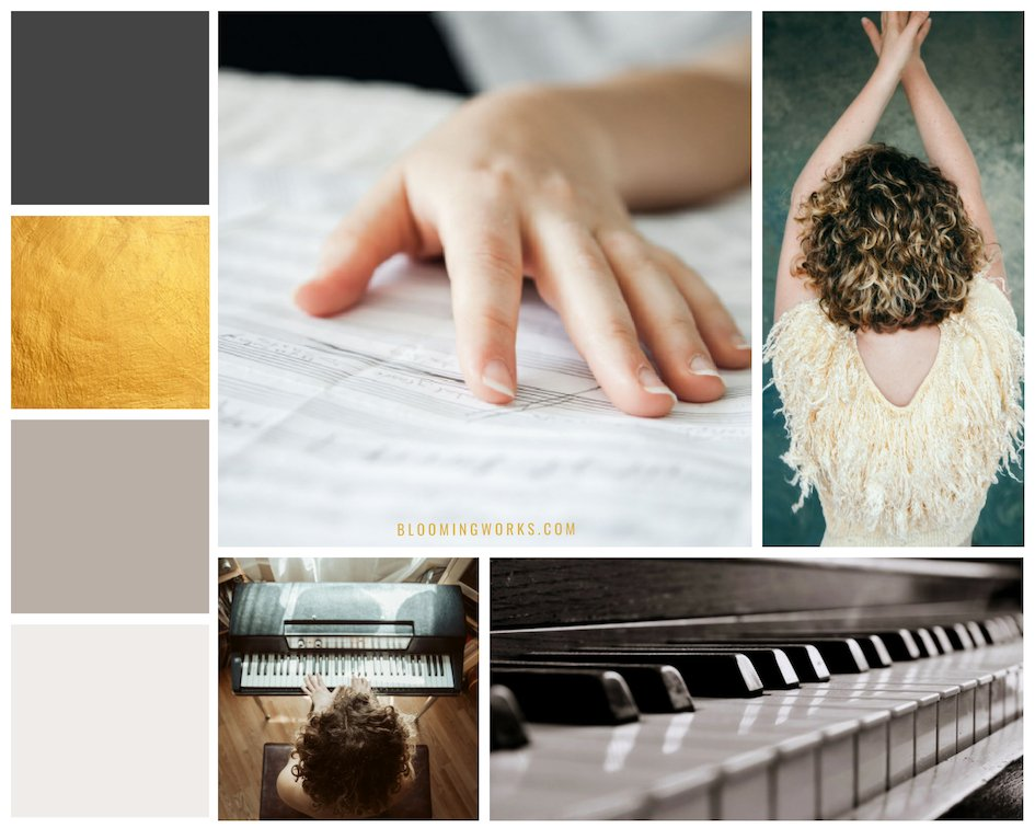 Musician-Web-Design-Mood-Board