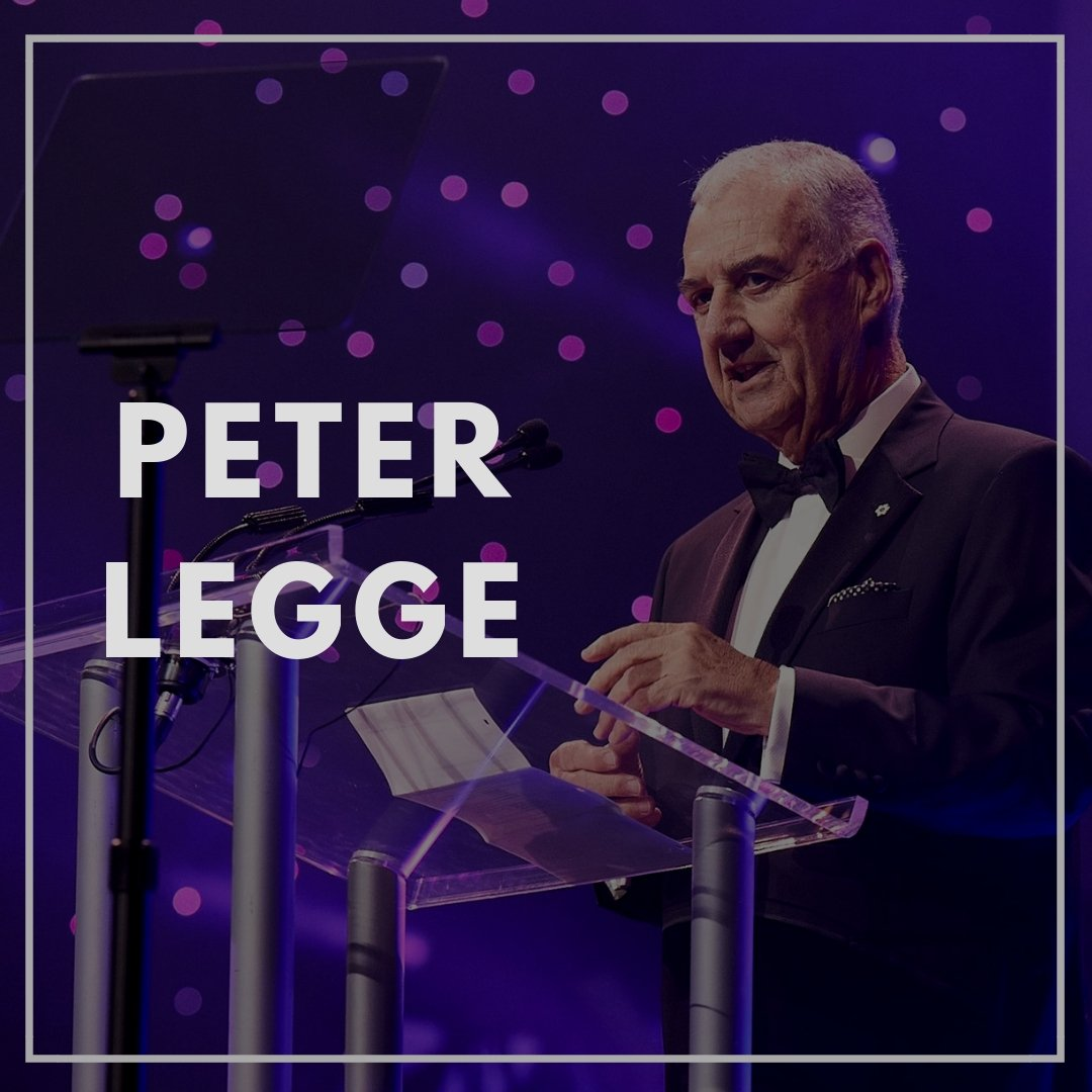 Business Leader Website Design - Peter Legge Vancouver