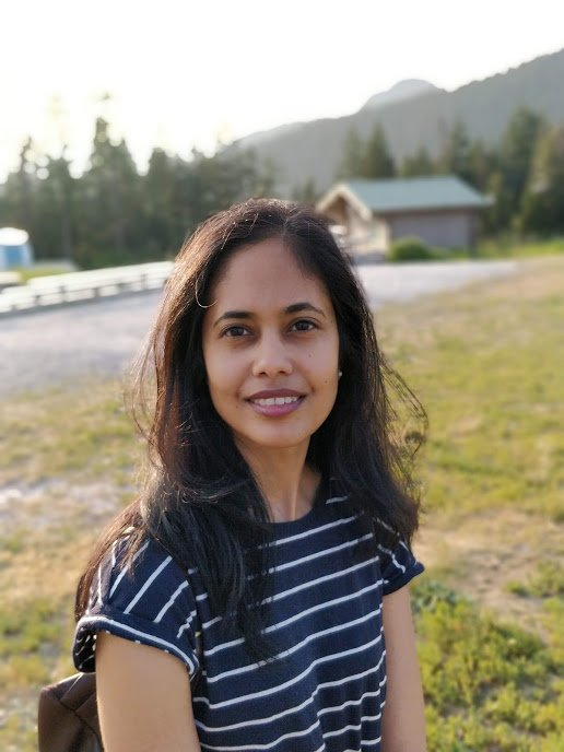 Manasi Gokhale - Freelance Web Designer in Vancouver